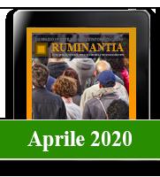 Ruminantia mese - Aprile 2020